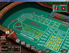 Play craps with $20 free at SlotsPlus Casino: http://www.nodepositbonus.cc/slotsplus  Craps is a dice game in which players bet on the outcome of 2 dice. Originally from England, the game has transformed into a street version in which players play each other, and a casino version.