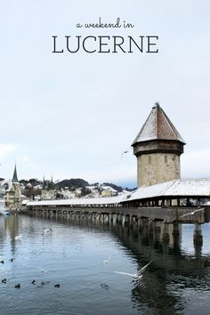 Lucerne, Switzerland. Travel Guide.