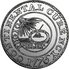 The Continental Dollar 2oz Silver Round pays tribute to the Continental Dollar, which was originally minted in 1776. The original Continental Dollar used designs provided by Benjamin Franklin, and was the first pattern struck for the United States of America.  The obverse of each silver round bears an illustration of a sundial and the sun, with a popular motto of the time 'MIND YOUR BUSINESS'. The design is encircled by an inner and outer rim, with the words 'CONTINENTAL CURRENCY' above, and…