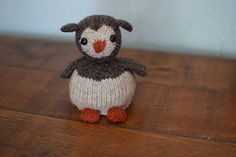 Ravelry: Egg to Owl Reversible Toy pattern by Susan B. Anderson