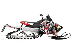 Polaris 2012 800 RMK® Assault 155