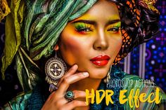 Premium HDR Photoshop Actions by BeArt-Presets on @creativemarket