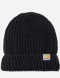 Carhartt - Rib Beanie black