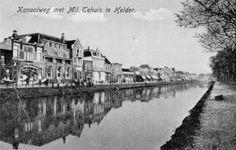 Den Helder Kanaalweg van Molenbrug richting de Postbrug