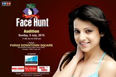Roop Mantra Face Hunt Audition, Sunday 5th July, 2015,  Timing: 11:00 AM to 5:00 PM Venue: Paras Downtown Square Mall, Zirakpur, Chandigarh   www.roopmantra.com  #ayurvedicfacecream #herbalfacewash #roopmantra #audition #roopmantraskincare #facecream #facewash #sbsbiotech #divisa