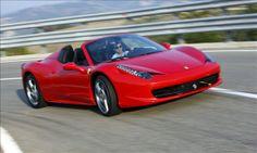 © Ferrari S.p.A.  Ferrari 458  http://editorial.autos.msn.com/a-car-guys-bucket-list-1#7