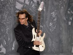 There are guitar players and then there is Steve Vai!