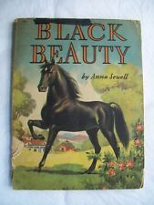 """Vintage """"Black Beauty"""" by Anna Sewell - 1945"""