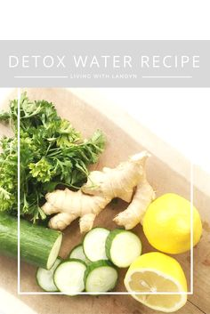 This is the absolute best detox water for flattening that tummy and who doesn't want a flat stomach?1?