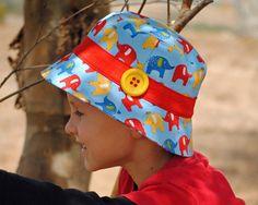Scout Bucket Hat Pattern