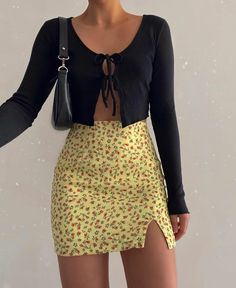Indie Outfits, Cute Casual Outfits, Girly Outfits, Fashion Outfits, Womens Fashion, Simple Outfits, Stylish Outfits, Fashion Tips, Vintage Outfits