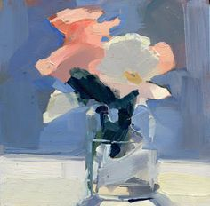 LISA DARIAS PAINTING A DAY: 1011 No Snow Day