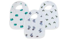 Aden and Anais Snap Bibs - Free Shipping - Sweetbottoms Baby Boutique