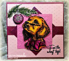 Stamps -  North Coast Creations Santa Paws