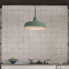 "Artisanal 13"" x 13"" Ceramic Field Tile in Blanco | Wayfair"