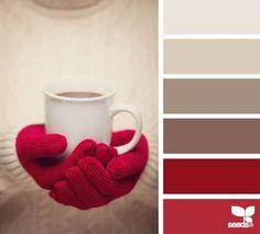 winter hues Color Palette by Design Seeds Colour Pallette, Color Palate, Colour Schemes, Color Combos, Color Patterns, Winter Color Palettes, Taupe Colour, Design Seeds, Decoration Palette