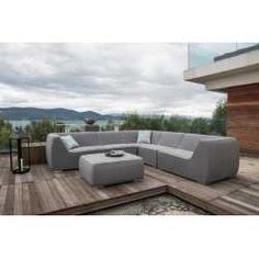 set will enhance your home. It is stylish in its own way and paves way for modern The fabric used can be left outdoors for years without any abrasions. Teak Garden Furniture, Rattan Outdoor Furniture, Sofa Furniture, Outdoor Decor, Fabric Sofa, Sofa Set, Dining Set, Outdoors, Stylish