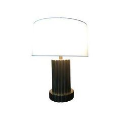 Arteriors Gwen Fluted Table Lamp