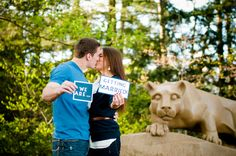 @TheFamilyClothesline my PSU wrestler husband and I just over a year ago - we will be married 1 year this August!  We met at PSU my senior year.  We love this University and this town, and never want to leave!  Penn State holds such a special place in our hearts! <3