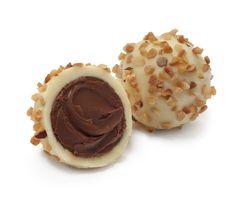 Holiday Hazelnut Truffle
