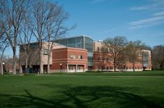The 85,600 square foot Manchester University Science Center won an award for the best new facilities in the state in 2007.