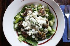 Warm chicken tzatziki salad recipe - goodtoknow