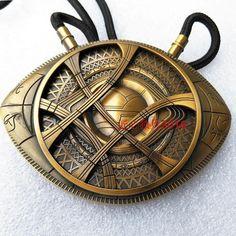 Marvel - New Dr Doctor Strange Pendant Necklace Cosplay Prop
