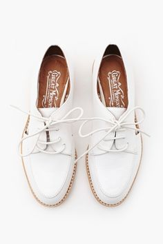 7550ee67a7229 Rossdale Cutout Oxford in Shoes at Nasty Gal Oxfords