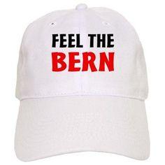 Bernie 2016 Feel The Bern Baseball Baseball Cap