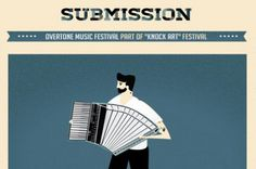 "Call for entries: ""Overtone"" Music Festival 