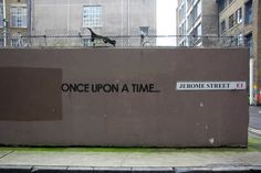 One upon a time. mobstr.
