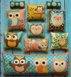 Owl Stuffers