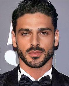 Scruffy Men, Hairy Men, Beautiful Men Faces, Gorgeous Men, Hot Guys, Hot Men, 365days, Himiko Toga, Italian Men
