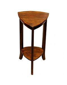 f62df7bfc Triangle Pedestal Table Fabindia Furniture