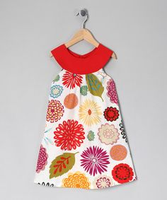 another zulily dress, find pattern for Gloria