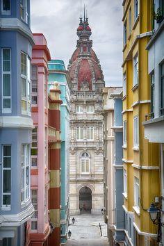https://flic.kr/p/RqWsos | Ayuntamiento de La Coruña