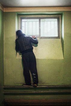 L'intérieur des prisons françaises photographié par Grégoire Korganow