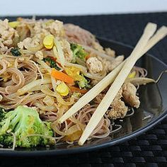A Reader Recipe: Thai Drunken Noodles