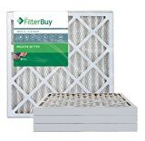 AFB Platinum MERV 13 20x20x2 Pleated AC Furnace Air Filter. Pack of 4 Filters. 100% produced in the USA. Reviews