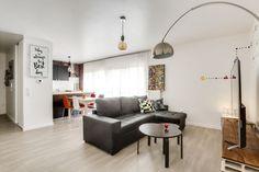 Culoare si 4 camere perfecte pentru o familie cu 2 copii- Inspiratie in amenajarea casei - www.povesteacasei.ro