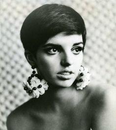 Liza Minnelli in youth