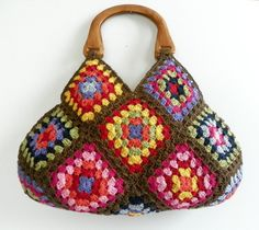 colorful bags for summer | make handmade, crochet, craft