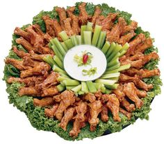Platter Ideas - Party Trays