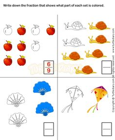 math worksheet : fractions worksheet 6  math worksheets  grade 1 worksheets  : Math Worksheets For Kids Grade 1