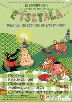 Etsetala... Festival de Contes en Sol Mineur, Staffelfelden (68850), Alsace