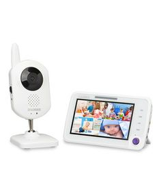 Take a look at this Care 'n' Share 4.3'' Baby Monitoring System by LOREX on #zulily today!