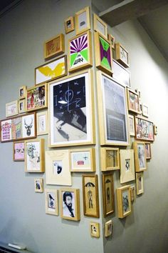 Cool Corner - Gallery Walls That Feel So Unexpected - Photos
