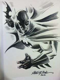 Batman - Steve Epting  Nik Ngo