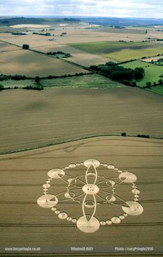 Lucy Pringle's Crop Circle Photograph Library : Windmill Hill | nr Avebury Trusloe - Wiltshire | 2010
