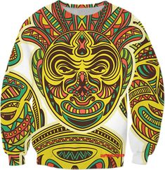 Mask Off Pullover, Sweater